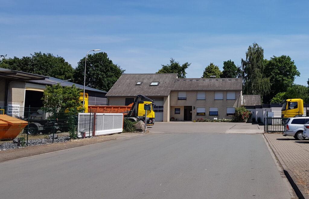 Neuer KAVG-Standort Wertstoffhof Aussieker in Lübbecke