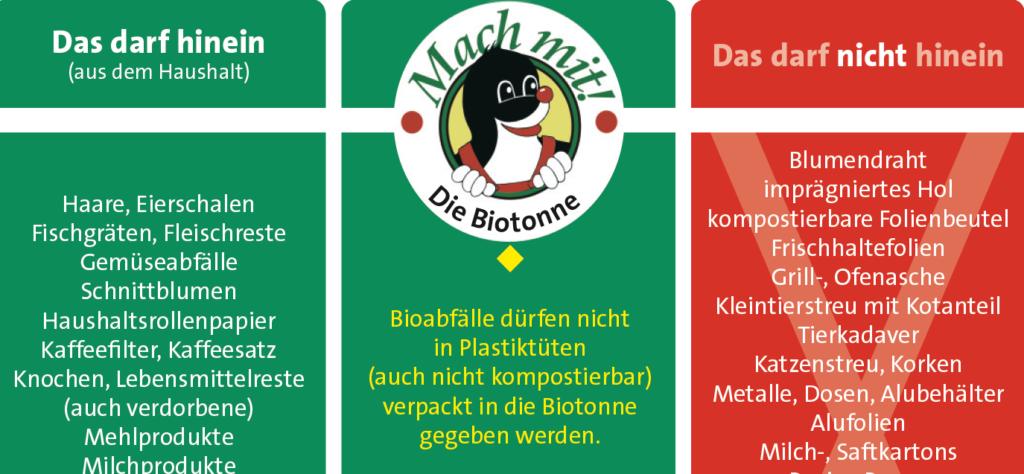 Bioabfälle