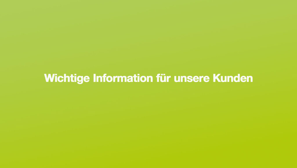 KAVG-Wertstoffhöfe wieder offen seit 06.04.2020