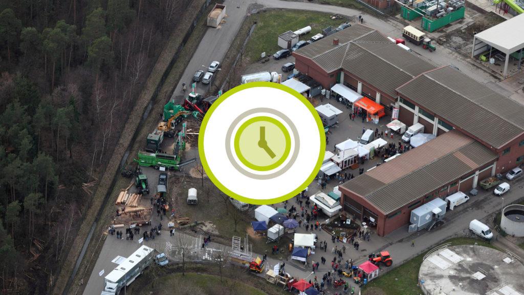 Bitte geänderte Öffnungszeiten beachten: KEINE Abfallannahme oder Abholung am 06.04.2019 auf der Pohlschen Heide
