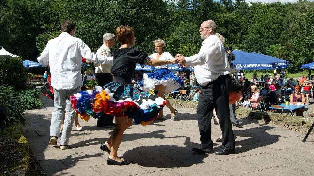 Square Dance mit den Kanalhoppers Minden