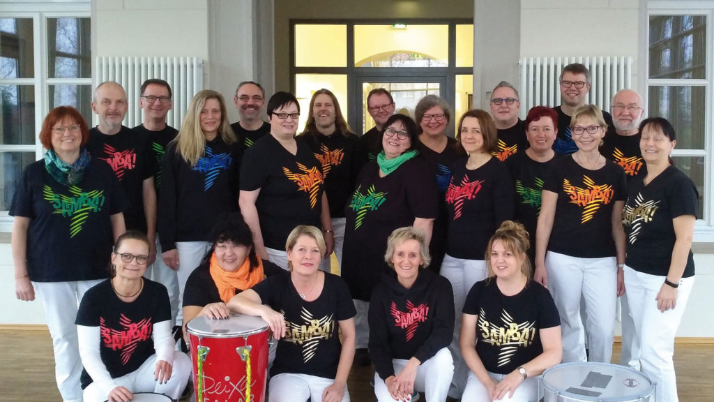 Sambamusik aus Ostwestfalen